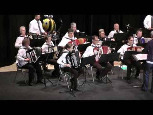 New York Ouverture Handharmonika Club Biberist 2015