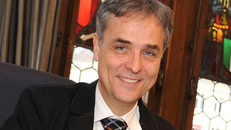 Regierungspräsdent Guy Morin (Archiv)
