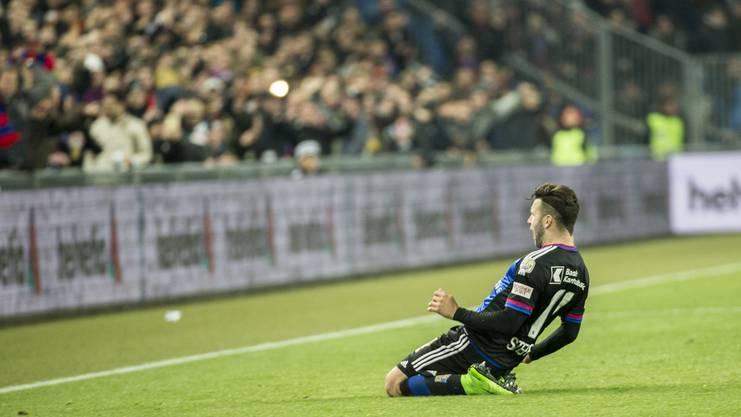 Inzwischen ist Steffen auch bei den FCB-Fans akzeptiert.