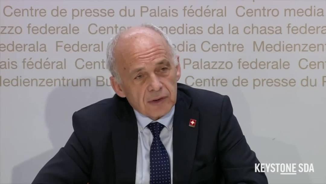 Bundesrat verdoppelt KMU-Finanzspritzen auf 40 Milliarden Franken (3.4.2020)