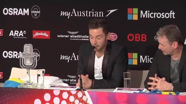 Mans Zelmerlöw im Interview