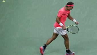 Rafael Nadal musste nicht zittern