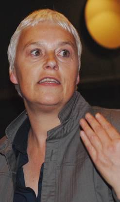 Barbara Riecke, Kurtheater: «Ich vertraue Badens Bevölkerung.»
