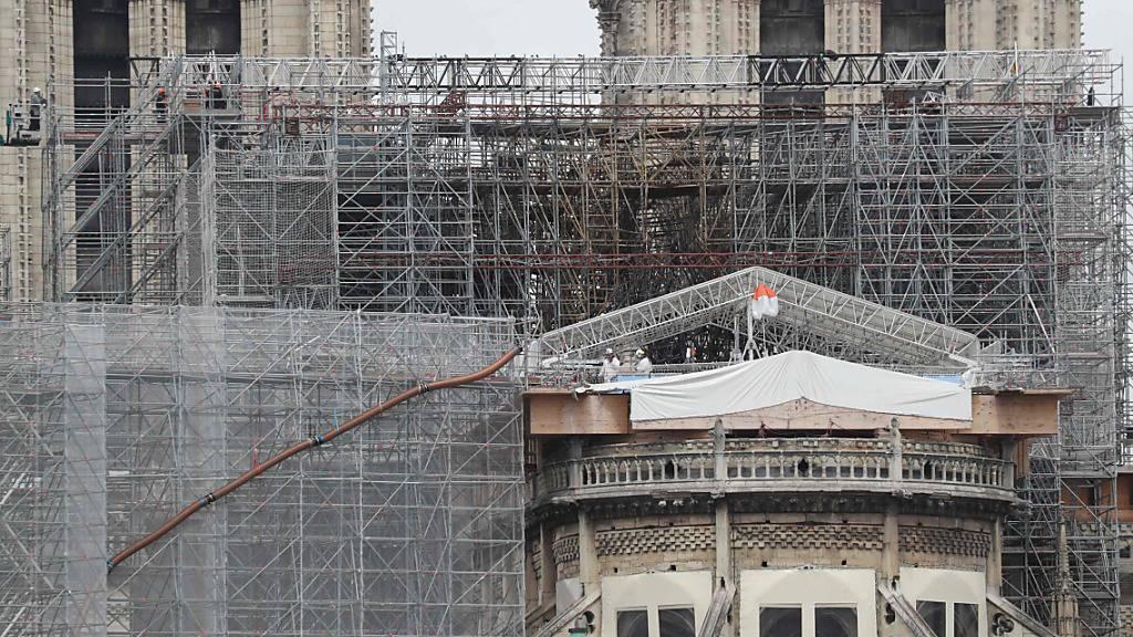 Kein Glasturm: Notre-Dame wird originalgetreu wieder aufgebaut