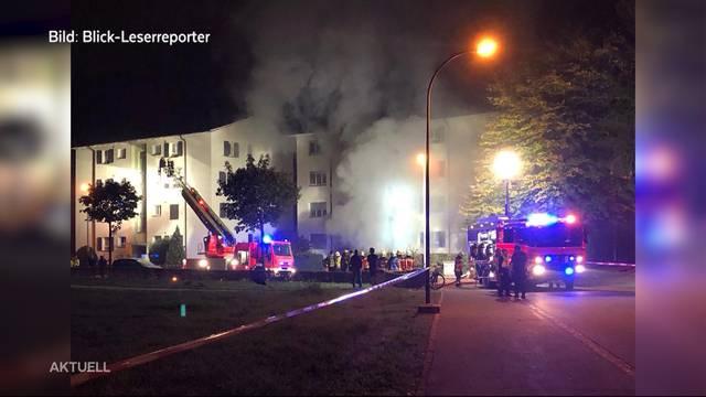 Wurde der Serienbrandstifter von Neuenhof geschnappt?