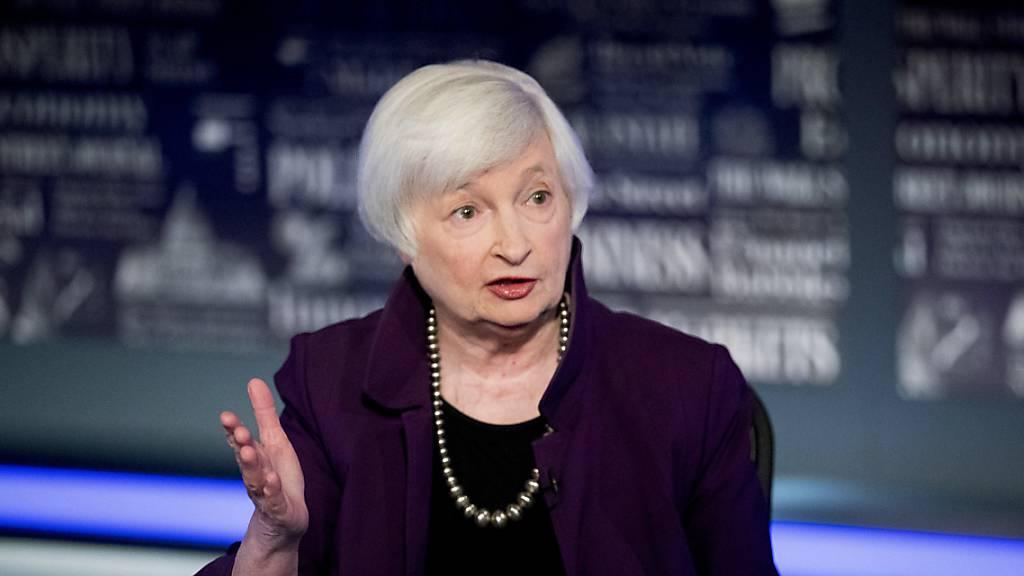 US-Senat bestätigt Janet Yellen als Finanzministerin