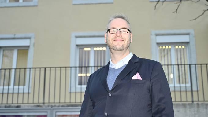 Bettlachs neuer Bauverwalter Tobias Franz Bayer