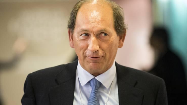 Paul Bulcke: Der Belgier machte 2008 das Rennen und wurde Nachfolger von Nestlé-CEO Peter Brabeck.