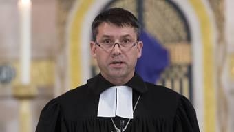 Gottfried Locher ist seit 2011 Präsident des Schweizerischen Evangelischen Kirchenbunds. (Archivbild)