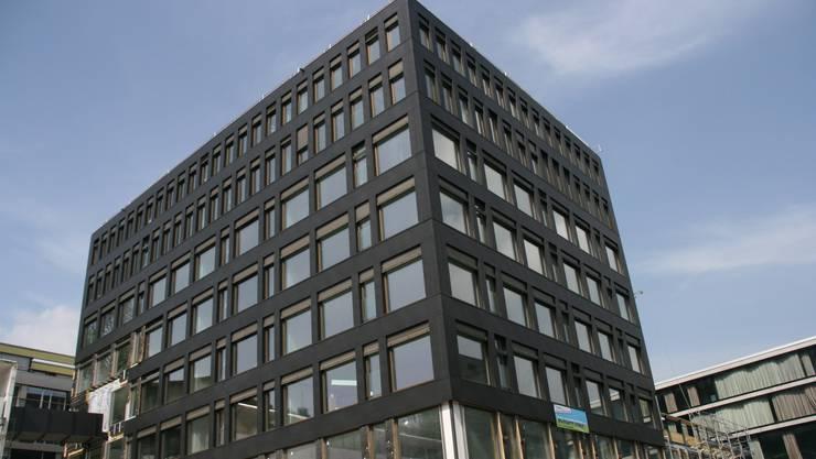 Im neuen Schulhaus der Zurich International School sind die ersten Schüler eingezogen.