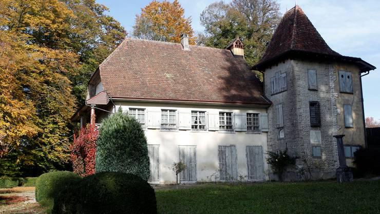 Das Vigier-Schlösschen in Subingen, ein Türmlihaus aus dem 17. Jahrhundert, kann besichtigt werden.