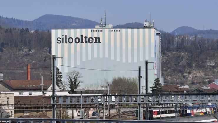 Im Silo Olten sind 3600 Tonnen Getreide für den Notfall gelagert.