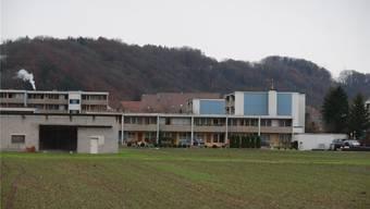 Gebäudeformationen und Stilelemente des Quartiers Weihermatt finden sich in der zehnmal grösseren Rheinfelder Augarten-Überbauung wieder. sh