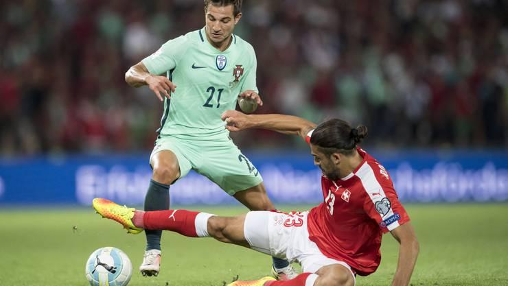 Portugal war bereits der Gegner der Schweiz in der Qualifikation für die WM-Endrunde 2018.