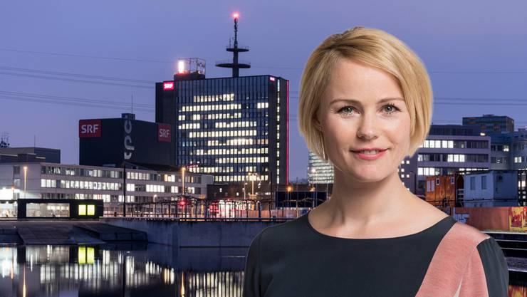 SVP-Nationalrätin Natalie Rickli.