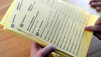 Häufigster Fehler: Der Stimmrechtsausweis wurde nicht unterschrieben. (Symbolbild)
