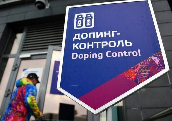 Doping: Russische Sportler stehen unter Generalverdacht