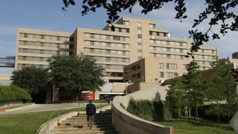 Der Ebola-Patient ist im Spital gestorben.