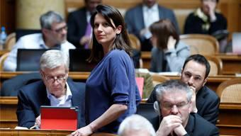 Chantal Galladé politisiert neu für die GLP.