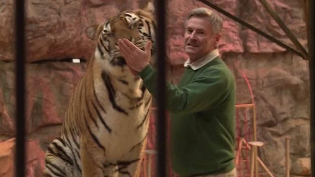 Muss René Strickler Tiere aus seinem Raubtierpark in Subingen einschläfern? (13.1.2016)
