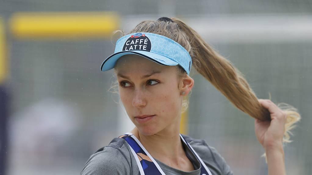 Tanja Hüberli musste am Dienstag operiert werden