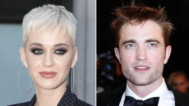 Katy Perry und Robert Pattinson: Das nächste Traumpaar Hollywoods? (Archivbilder)