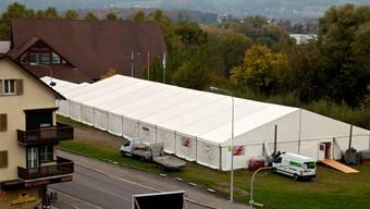 Am kommenden Wochenende wird der Bärenplatz gut genutzt, nämlich für die Gewerbeausstellung BUGA. Christoph Voellmy