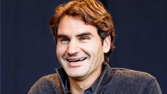 Roger Federer: «Ich hoffe, ich kann mit meinem Heimpublikum ein tolles Turnier erleben.» Foto: André Albrecht
