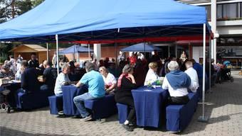 Neben dem Dorfplatzmarkt haben die Oberengstringer nun eine weitere Möglichkeit, sich zu treffen, zu vernetzen und zu engagieren.