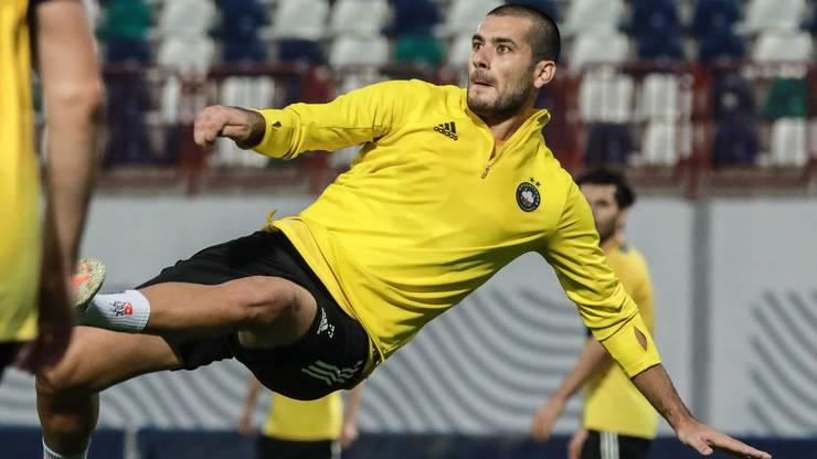 Derdiyok will mit seinem neuen Verein das Double gewinnen.