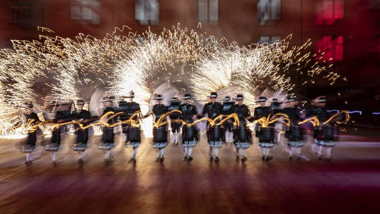 Basel Tattoo 2018: Top Secret Drum Corps