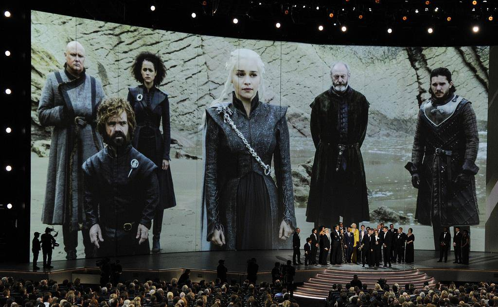 Outstanding music composition for a series – Ramin Djawadi in «Game Of Thrones»