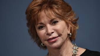 Die chilenisch-US-amerikanische Autorin Isabel Allende, aufgenommen im Jahr 2015, hat sich drei Jahre später wieder verliebt. (Archiv)