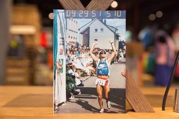 Grieder wird am 9. Juli zum 30. Mal an der Challenge Roth teilnehmen, einem der wichtigsten Triathlon-Wettkämpfe in Europa.