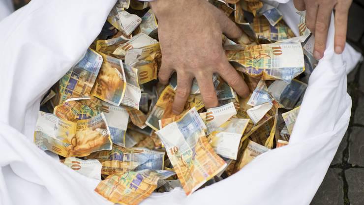 Geht es nach der Regierung, sollen die Förderbeiträge der Wirtschaftsförderung veröffentlicht werden. (Archiv)