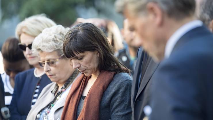 Nizza-Anschlag: Schweigeminute in Genf