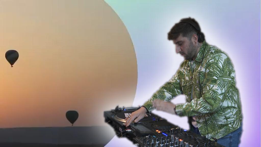 Thurgauer DJ will Set in Heissluftballon spielen