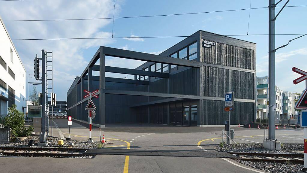 Das Stapferhaus in Lenzburg ist, etwas später als beabsichtigt, mit den Europäischen Museumspreis 2020 ausgezeichnet worden.