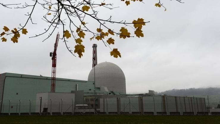 Das jüngste AKW der Schweiz, das Kernkraftwerk Leibstadt, produziert dieses Jahr wohl keinen Strom mehr.