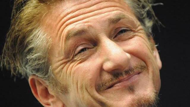 Was läuft zwischen Sean Penn (Bild) und Scarlett Johannson?