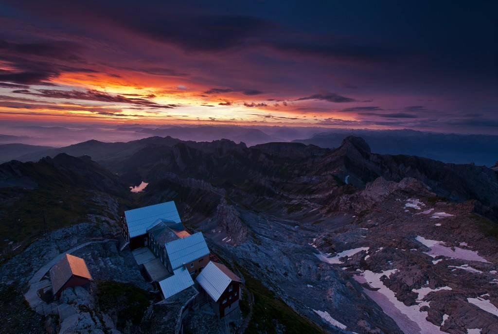 Bilder von Alpstein-Fotograf Simon Kaufmann