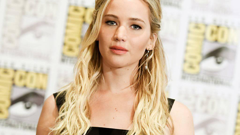 Krösus der US-Filmindustrie: Jennifer Lawrence beklagt Lohndiskriminierung