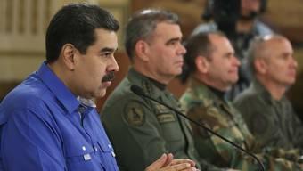 Krise in Venezuela (30. April 2019)