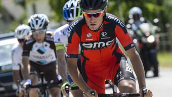 Silvan Dillier ist mit seiner Leistung an de Tour de Suisse zufrieden.