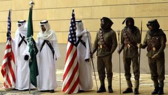 Keine Schweizer Waffen für die saudi-arabische Nationalgarde (Symbolbild)