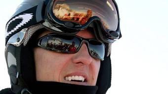 Michael Schumacher war ein begeisterter Skifahrer (Archiv)