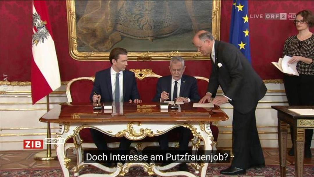 Staatsakt wird zur Lachnummer: ORF sorgt mit falschen Untertiteln unfreiwillig für Komik