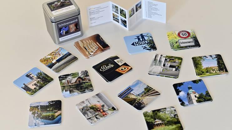 Neues Gemeinde-Memory Schönenwerd - mit Peter Hodel ausprobiert