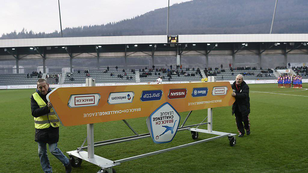 Die Challenge League ist beim FC Biel Geschichte. Der Neustart erfolgt in der 2. Liga regional