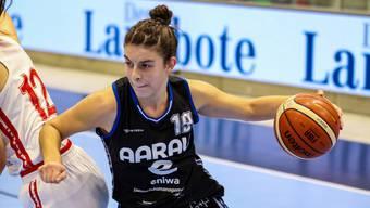 SBL Women, Basketball NLA, Saison 2019/20: BC Winterthur - BC Alte Kanti Aarau (30.12.2019)